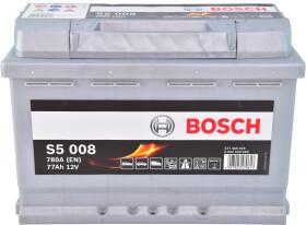 Аккумулятор Bosch 6 CT-77-R S5 Silver Plus 0092S50080