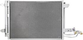 Радиатор кондиционера Nissens 94684