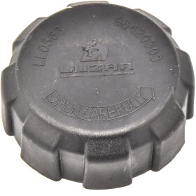 Крышка бачка охлаждающей жидкости Luzar LL 0563
