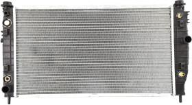 Радиатор охлаждения двигателя Nissens 69016