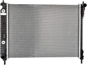 Радиатор охлаждения двигателя Luzar LRc 05142