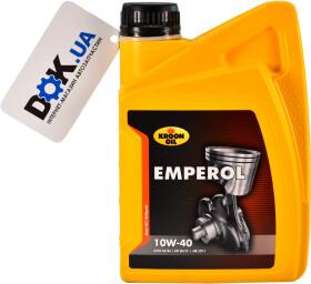 Моторное масло Kroon Oil Emperol 10W-40 полусинтетическое