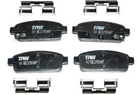 Тормозные колодки TRW GDB1844