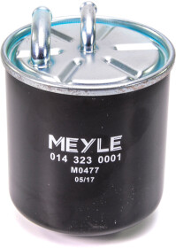Топливный фильтр Meyle 014 323 0001