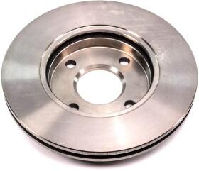 Тормозной диск Ferodo DDF1072
