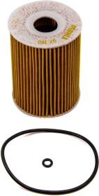Масляный фильтр Mahle OX 380D