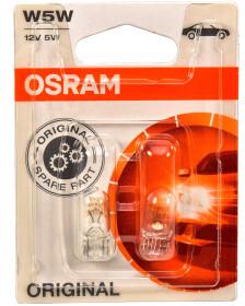 Лампа указателя поворотов Osram 2825-02B