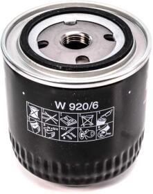 Масляный фильтр Mann W 920/6