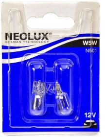 Лампа указателя поворотов Neolux N501-02B