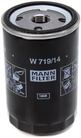 Масляный фильтр Mann W 719/14