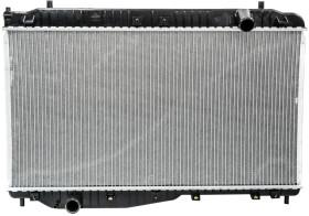 Радиатор охлаждения двигателя NRF 53481