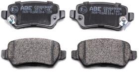 Тормозные колодки Abe C2X009ABE