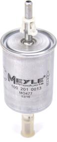 Топливный фильтр Meyle 100 201 0013
