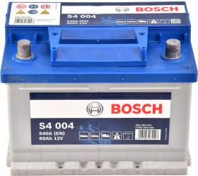 Аккумулятор Bosch 6 CT-60-R S4 Silver 0092S40040