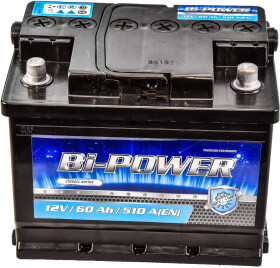 Аккумулятор Bi-Power 6 CT-60-R Classic klv06000