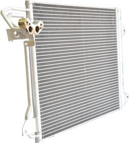 Радиатор кондиционера NRF 35520