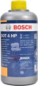 Тормозная жидкость Bosch HP DOT 4 ABS ESP пластик