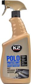 Полироль для салона K2 Polo Protectant свежесть 770 мл