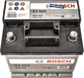 Аккумулятор Bosch 6 CT-45-R S3 0092S30020