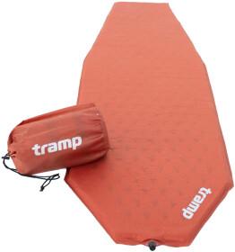 Самонадувной коврик Tramp Ultralight TRI-022 цвет красный