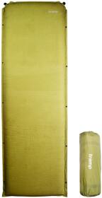 Самонадувной коврик Tramp TRI-009 цвет зеленый