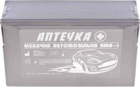 Аптечка автомобильная Vitol АМА-1 жесткий 31092