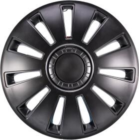 Колпак на колесо Дорожная Карта Rex цвет черный