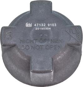 Крышка бачка охлаждающей жидкости Febi 47132