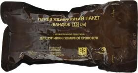 Перевязочный пакет с кровеостанавливающей салфеткой AV-PHARMA dokpharma11