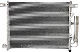 Радиатор кондиционера NRF 35766