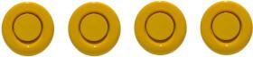 Парктроник ParkCity Paris 418/301L с желтыми датчиками 4 шт.