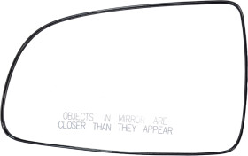 Стекло наружного зеркала General Motors 96800777