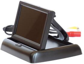 Монитор в авто Swat CDH-125 черный