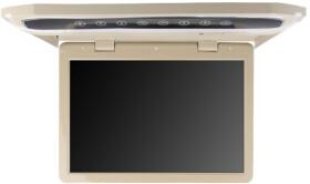 Монитор в авто Clayton SL-1081 бежевый