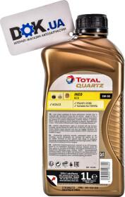 Моторное масло Total Quartz Ineo ECS 5W-30 синтетическое