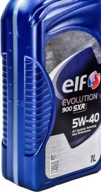 Моторное масло Elf Evolution 900 SXR 5W-40 синтетическое