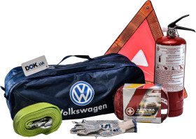 Набор автомобилиста Poputchik Volkswagen 01-057-L синий