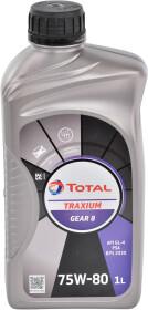 Трансмиссионное масло Total Gear 8 GL-4+ 75W-80