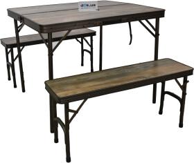Набор мебели для пикника Time Eco TE-022 АS 4000810138098