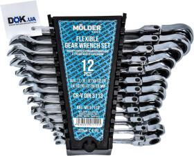 Набор инструментов Molder MT57112 12 ед.