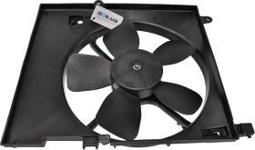 Вентилятор системы охлаждения двигателя Parts-Mall PXNAC-003