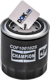 Масляный фильтр Champion COF100102S