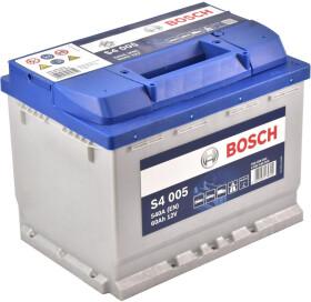 Аккумулятор Bosch 6 CT-60-R S4 Silver 0092S40050
